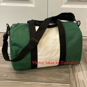 Lacoste Duffel Bag Weekender Gym Carry-On NEW